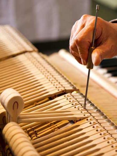 Stemmen | Schumer Piano's & Vleugels
