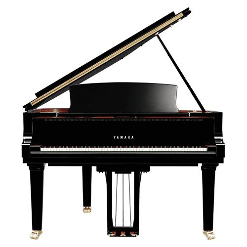 yahama Schumer Piano's & Vleugels