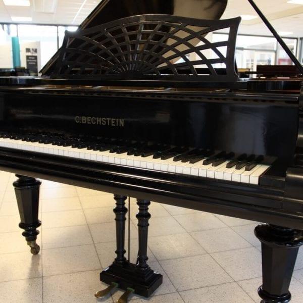 Bechstein B zwart | Schumer Piano's & Vleugels