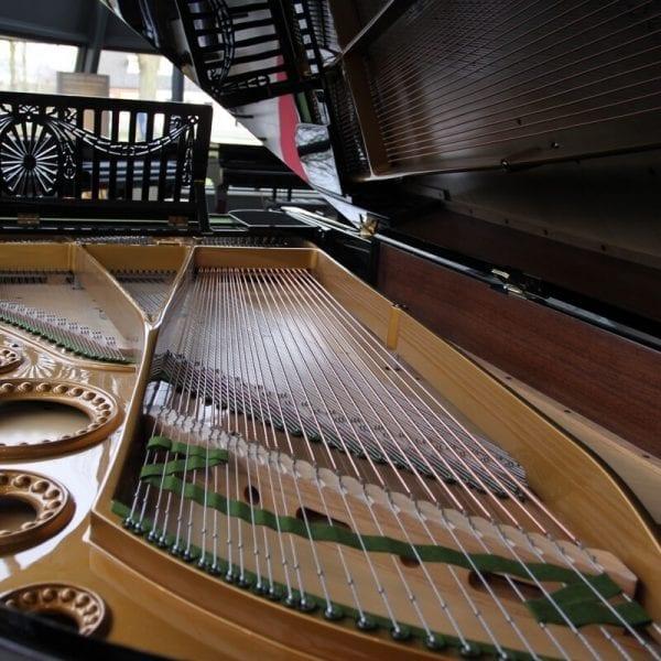 Bechstein B occ zwart | Schumer Piano's & Vleugels
