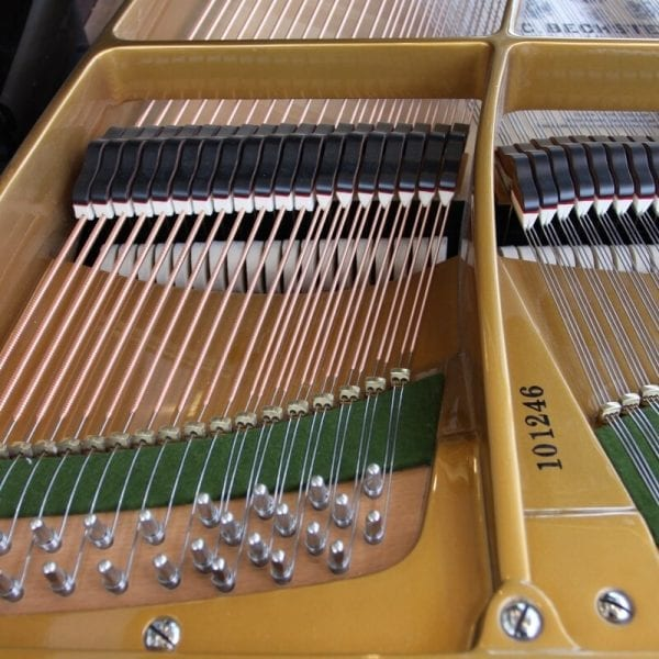 Bechstein B occ zwart hgl | Schumer Piano's & Vleugels