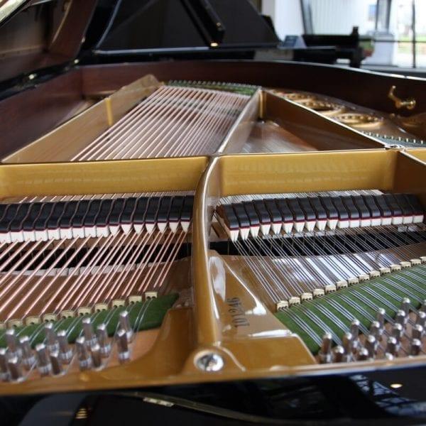 Bechstein B occ zwart piano | Schumer Piano's & Vleugels