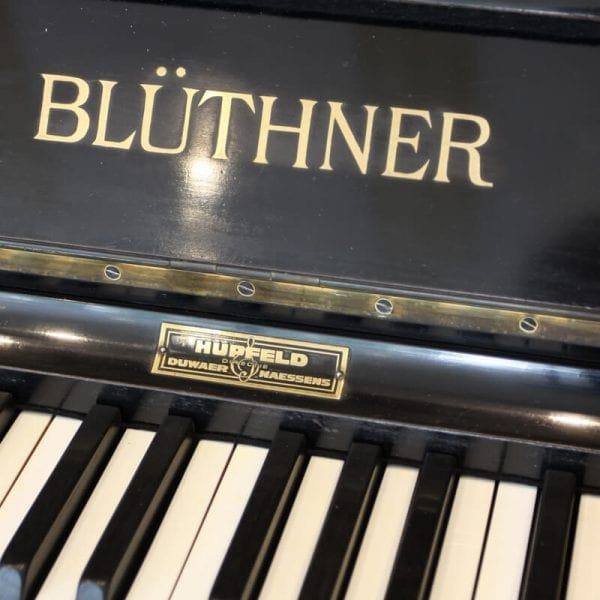 Bluthner piano | Schumer Piano's & Vleugels