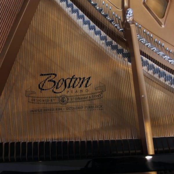 Boston GP   Schumer Piano's & Vleugels