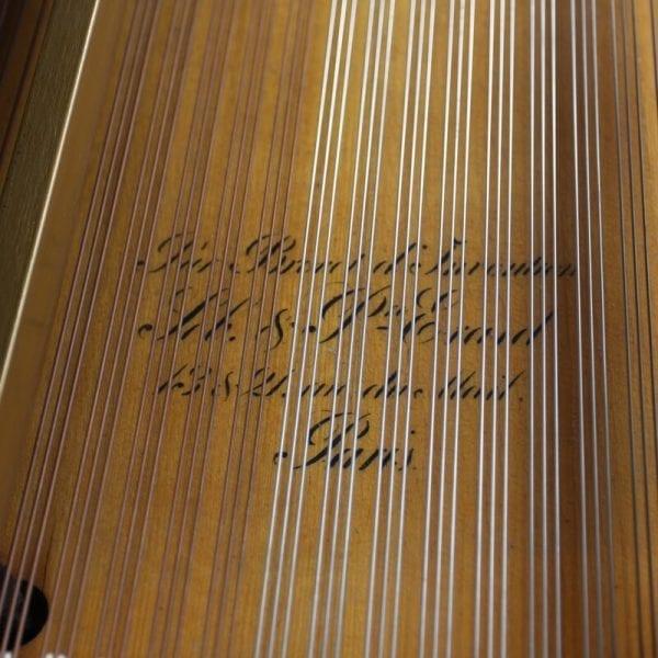 Errard piano   Schumer Piano's & Vleugels