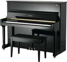 Essex Model EUP 123 E | Schumer Piano's & Vleugels