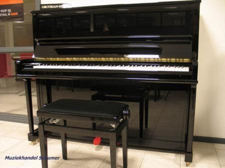 Grotrian Steinweg Classic Piano | Schumer Piano's & Vleugels