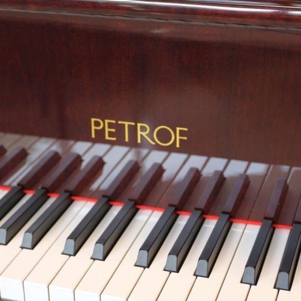 Petof 192 | Schumer Piano's & Vleugels