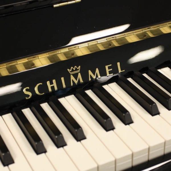 Schimmel 122 KE piano | Schumer Piano's & Vleugels