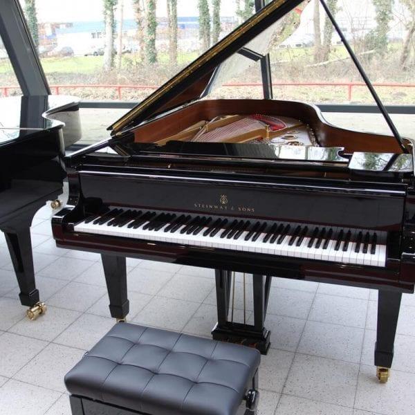 Steinway & Sons B | Schumer Piano's & Vleugels