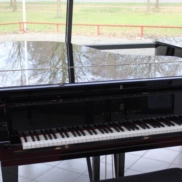 Steinway & Sons | Schumer Piano's & Vleugels
