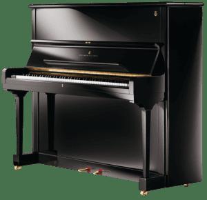 Steinway & Sons Model K | Schumer Piano's & Vleugels